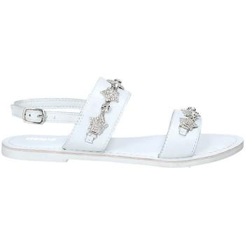 Chaussures Fille Sandales et Nu-pieds Holalà HT0022L Blanc