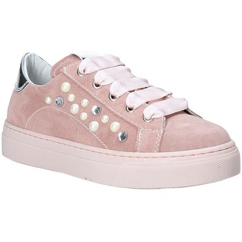 Chaussures Fille Baskets basses Nero Giardini P930920F Rose