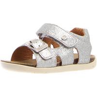 Chaussures Fille Sandales et Nu-pieds Naturino 1500763-04-0Q04 Argent