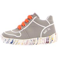 Chaussures Enfant Baskets basses Naturino 2013463-03-0B03 Gris