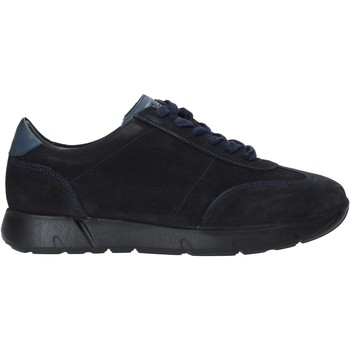 Chaussures Homme Baskets mode Valleverde 49838 Bleu