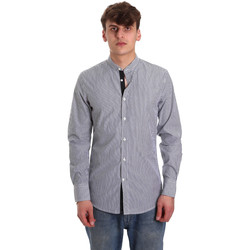 Vêtements Homme Chemises manches longues Antony Morato MMSL00588 FA420042 Bleu