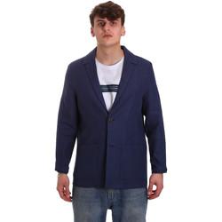 Vêtements Homme Vestes / Blazers Antony Morato MMJA00432 FA950158 Bleu
