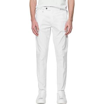 Vêtements Homme Chinos / Carrots Antony Morato MMTR00496 FA800129 Blanc