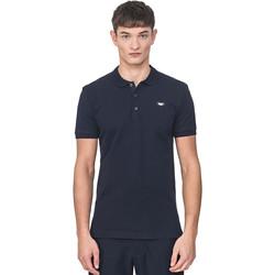 Vêtements Homme Polos manches courtes Antony Morato MMKS01738 FA100083 Bleu