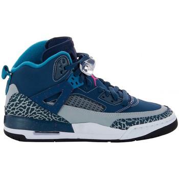 Chaussures Fille Baskets montantes Nike Jordan Spizike (GS) Bleu