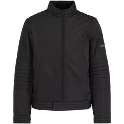 Vêtements Homme Vestes de survêtement Calvin Klein Jeans K10K104435 Noir