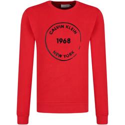 Vêtements Homme Sweats Calvin Klein Jeans K10K104548 Rouge