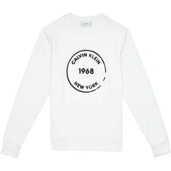Vêtements Homme Sweats Calvin Klein Jeans K10K104548 Blanc