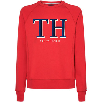 Vêtements Homme Sweats Tommy Hilfiger MW0MW11557 Rouge
