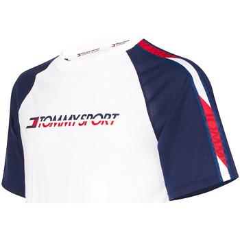 Vêtements Homme T-shirts manches courtes Tommy Hilfiger S20S200196 Blanc