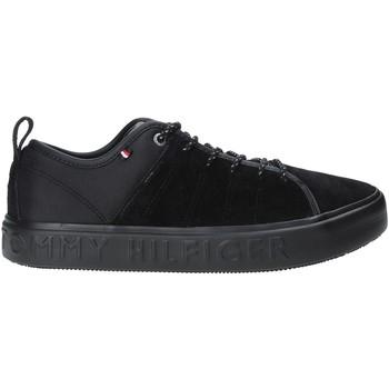 Chaussures Homme Baskets basses Tommy Hilfiger FM0FM02392 Noir