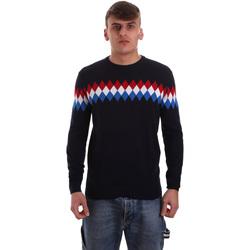Vêtements Homme Pulls U.S Polo Assn. 52477 48847 Bleu