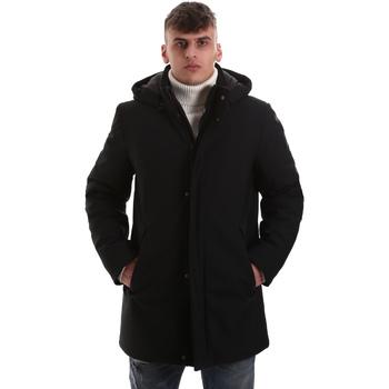 Vêtements Homme Manteaux Navigare NV68081 Noir