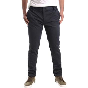 Vêtements Homme Chinos / Carrots Gaudi 921FU24001 Noir