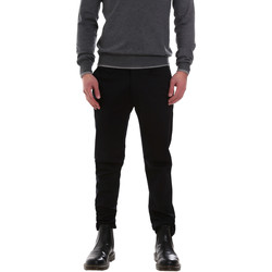 Vêtements Homme Chinos / Carrots Gaudi 921FU24002 Noir