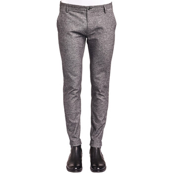 Vêtements Homme Chinos / Carrots Gaudi 921FU25008 Gris