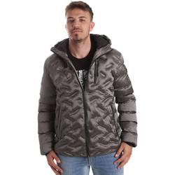 Vêtements Homme Doudounes Gaudi 921FU35007 Gris