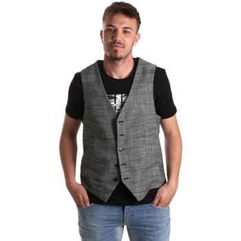 Vêtements Homme Gilets / Cardigans Gaudi 921FU35035 Gris