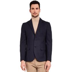 Vêtements Homme Vestes / Blazers Gaudi 921FU35057 Bleu