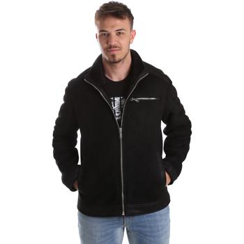 Vêtements Homme Vestes / Blazers Gaudi 921FU38004 Noir