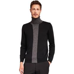 Vêtements Homme Pulls Gaudi 921FU53008 Noir