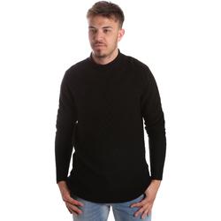 Vêtements Homme Pulls Gaudi 921FU53025 Noir
