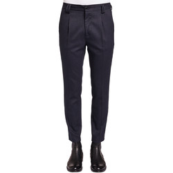 Vêtements Homme Pantalons de costume Gaudi 921FU25024 Bleu