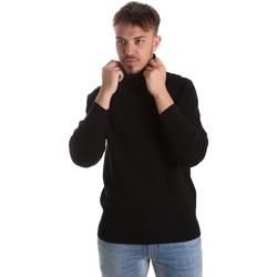 Vêtements Homme Pulls Gaudi 921FU53048 Noir