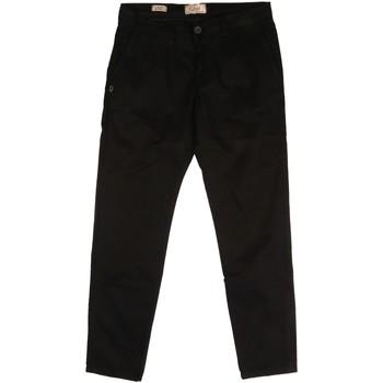 Vêtements Homme Chinos / Carrots Gaudi 921BU25008 Noir