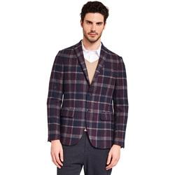 Vêtements Homme Vestes / Blazers Gaudi 921BU35029 Bleu
