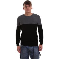 Vêtements Homme Pulls Gaudi 921BU53010 Noir