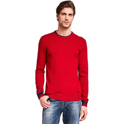 Vêtements Homme Pulls Gaudi 921BU53012 Rouge