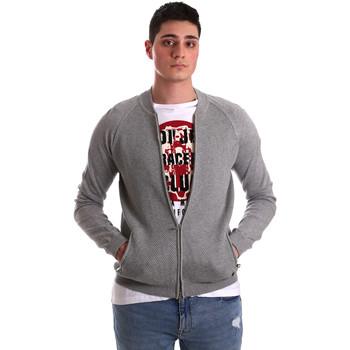 Vêtements Homme Gilets / Cardigans Gaudi 921BU53015 Gris