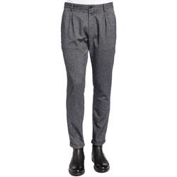 Vêtements Homme Pantalons de costume Gaudi 921BU25018 Noir