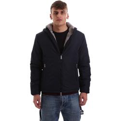 Vêtements Homme Vestes de survêtement Gaudi 921BU35006 Bleu