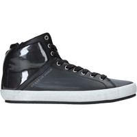 Chaussures Homme Baskets montantes Guess FM7MRM LEA10 Noir