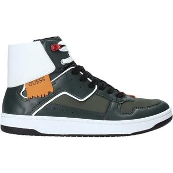 Chaussures Homme Baskets montantes Guess FM8DNK FAB12 Vert