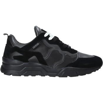 Chaussures Homme Baskets basses Guess FM8FIS LEA12 Noir