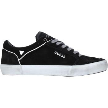 Chaussures Homme Baskets basses Guess FM8STM SUE12 Noir