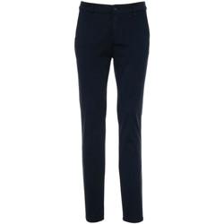 Vêtements Homme Chinos / Carrots NeroGiardini A970540U Bleu
