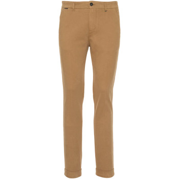 Vêtements Homme Chinos / Carrots NeroGiardini A970550U Beige