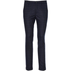 Vêtements Homme Pantalons de costume NeroGiardini A970573U Bleu
