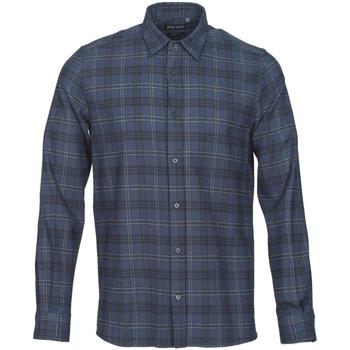 Vêtements Homme Chemises manches longues Antony Morato MMSL00551 FA410123 Bleu