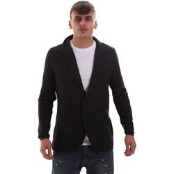 Vêtements Homme Gilets / Cardigans Antony Morato MMSW00949 YA200061 Bleu
