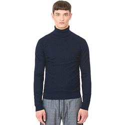 Vêtements Homme Pulls Antony Morato MMSW00977 YA200055 Bleu