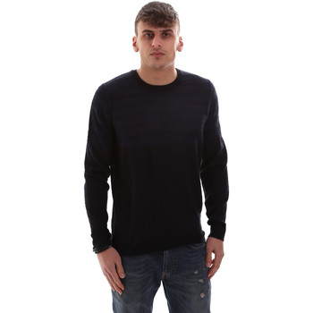 Vêtements Homme Pulls Antony Morato MMSW00994 YA400006 Bleu