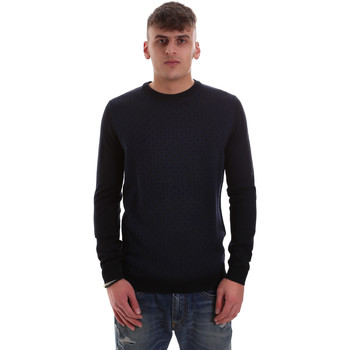 Vêtements Homme Pulls Antony Morato MMSW01000 YA400006 Bleu