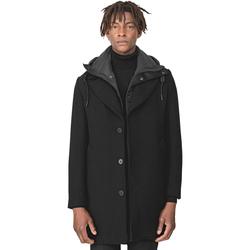 Vêtements Homme Manteaux Antony Morato MMCO00581 FA500047 Noir