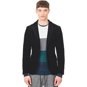 Vêtements Homme Vestes / Blazers Antony Morato MMJA00406 FA300011 Bleu
